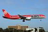 SBA Airlines (sbairlines.com) Boeing 757-236 YV450T (msn 24370) MIA (Jay Selman). Image: 402292.