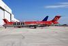 SBA Airlines (Santa Barbara Airlines) (sbairlines.com) McDonnell Douglas DC-9-83 (MD-83) N668SH (YV485T) (msn 49668) MIA (Bruce Drum). Image: 101823.