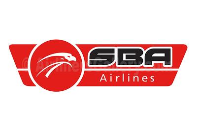 1. SBA Airlines logo