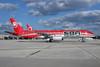 SBA Airlines (sbairlines.com) Boeing 757-236 N580SH (msn 24370) MIA (Jay Selman). Image: 402210.