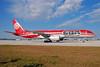 SBA Airlines (sbairlines.com) Boeing 757-21B YV288T (msn 24402) MIA (Bruce Drum). Image: 101822.