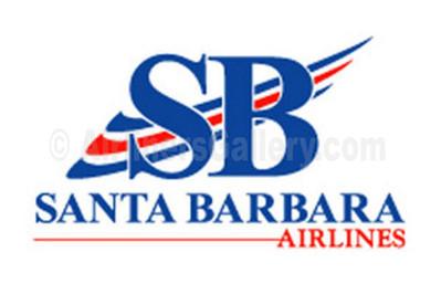 1. Santa Barbara Airlines logo