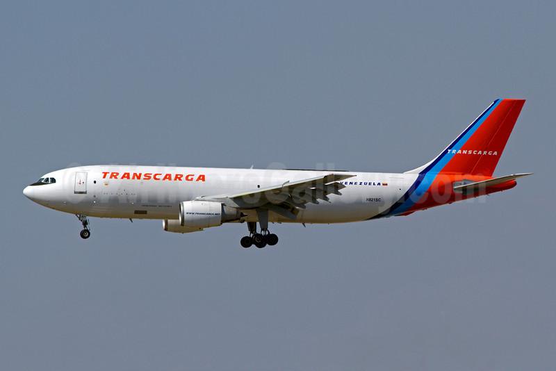 Transcarga International Airways (2nd) Airbus A300B4-203 (F) N821SC (msn 211) MIA (Luimer Cordero). Image: 908129.