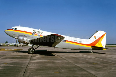 """Guaicaipuro"" - Airline Color Scheme - Introduced 1978"