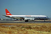 VIASA Venezolana Internacional McDonnell Douglas DC-8-53 YV-C-VID (msn 45768) MEX (Christian Volpati). Image: 902263.
