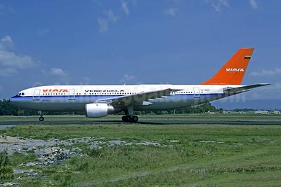 VIASA Venezuela Airbus A300B4-203 YV-160C (msn 053) BOG (Christian Volpati). Image: 952637.