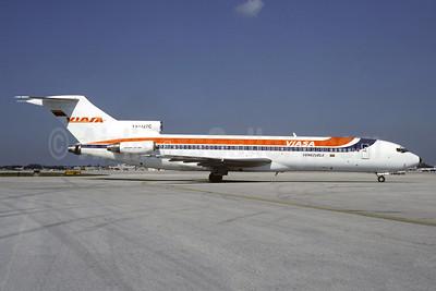 VIASA Venezuela Boeing 727-256 YV-127C (msn 20597) MIA (Bruce Drum). Image: 105402.