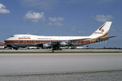 Leased from World Airways on December 7, 1982