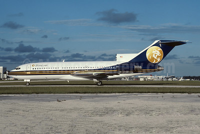 MGM Grand Air Boeing 727-191 N504MG (msn 19395) MIA (Christian Volpati Collection). Image: 946214.