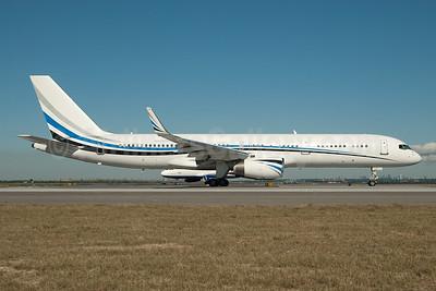 MLW Air (MLW Aviation) (Atlas Air) Boeing 757-256 WL N801DM (msn 26240) JFK (Fred Freketic). Image: 950393.