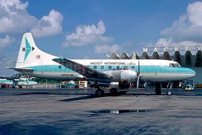 Mackey International Air Commuter (2nd) Convair 440-86 N4440-86 N440JM (msn 434) FLL (Christian Volpati Collection). Image: 909590.