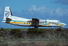 Mahalo Air Fokker F.27 Mk. 500 N981MA (msn 10434) HNL (Christian Volpati Collection). Image: 931281.
