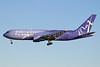 Maxjet Airways Boeing 767-238 ER N250MY (msn 23306) LAS (Keith Burton). Image: 900999.