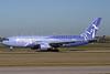 Maxjet Airways Boeing 767-238 ER N250MY (msn 23306) STN (Antony J. Best). Image: 902563.