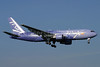 Maxjet Airways Boeing 767-238 ER N770WD (msn 23306) LGW (Antony J. Best). Image: 902561.