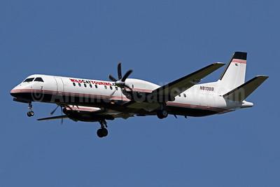 Wild Cat Touring.com (Meregrass Air Charter) SAAB 2000 N813BB (msn 044) IAD (Brian McDonough). Image: 953933.