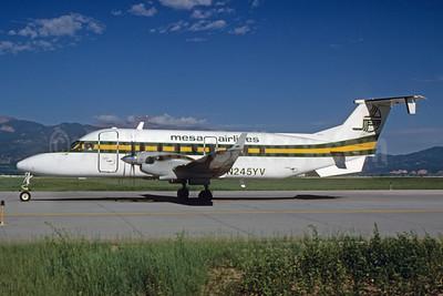 Mesa Airlines Beech 1900D N245YV (msn UE-245) COS (Bruce Drum). Image: 103743.