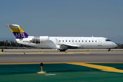 Mesa Airlines Bombardier CRJ200 (CL-600-2B19) N17175 (msn 7175) LAX (Roy Lock). Image: 944135.