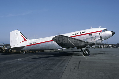 Methow Aviation Douglas DC-3-229 N403D (msn 1995) PAE (Christian Volpati Collection). Image: 955165.