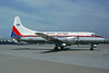 Metro Airlines Convair 580 N73152 (msn 170) DFW (Christian Volpati Collection). Image: 941668.