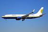 Miami Air International Boeing 737-8Q8 WL N739MA (msn 30670) MIA (Bruce Drum). Image: 103484.