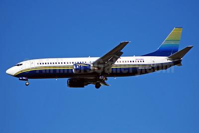 Airline Color Scheme - Introduced 2006 (executive colors)