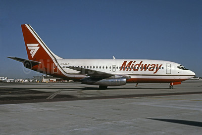 Airline Color Scheme - Introduced 1985