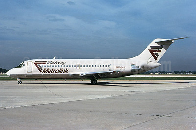 Airline Color Scheme - Introduced 1983 - Best Seller