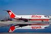 Midway Airlines (1st) Douglas DC-9-15 N1065T (msn 45779) MIA (Bruce Drum). Image: 103158.