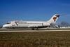 Midway Airlines (1st) Douglas DC-9-15 N1067T (msn 45781) (Midway Metrolink colors) MIA (Bruce Drum). Image: 102518.