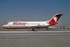 Midway Airlines (1st) Douglas DC-9-15 N1064T (msn 45778) PHL (Robert Drum). Image: 102519.