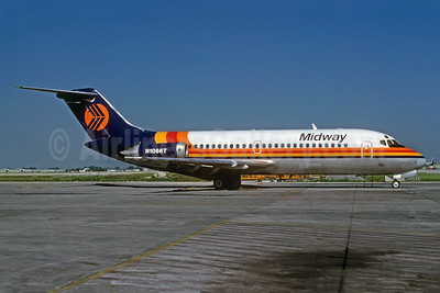 Airline Color Scheme - Introduced 1979 - Best Seller