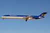 Midwest Airlines (USA) McDonnell Douglas MD-88 N823ME (msn 49766) LAS (Keith Burton). Image: 901004.