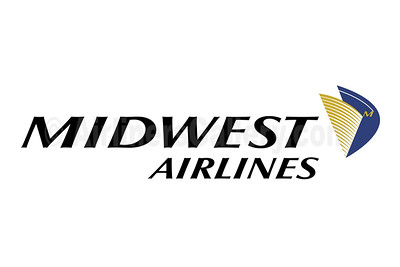 1. Midwest Airlines (1st) logo