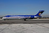 Midwest Airlines (USA) Boeing 717-2BL N926ME (msn 55192) LAX (Bruce Drum). Image: 100274.