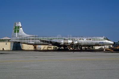 Millon Air - JBM Canadair CL-44D4-2 Swingtail N908L (msn 17) MIA (Bruce Drum). Image: 103754.