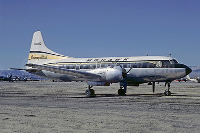 Best Seller - Airline Color Scheme - Introduced 1958