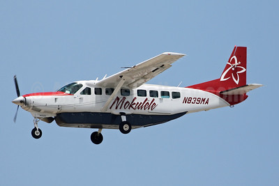 Mokulele Airlines Cessna 208B Grand Caravan N839MA (msn 2392) LAX (Ron Monroe). Image: 9456825