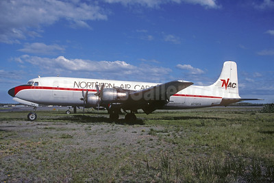 NAC-Northern Air Cargo Douglas DC-6A N779TA (msn 45529) ANC (Christian Volpati Collection). Image: 933933.