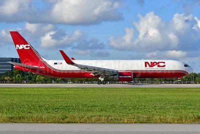 NAC-Northern Air Cargo Boeing 767-323 ER WL N379CX (msn 25199) MIA Ken Petersen). Image: 948143.