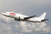 1st 737-400F, delivered June 13, 2017, new livery