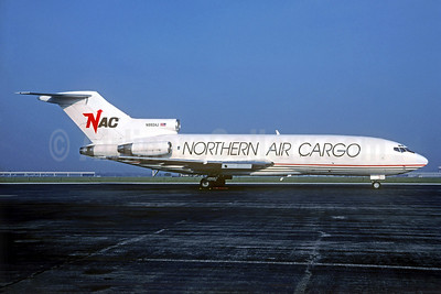 NAC-Northern Air Cargo Boeing 727-23 (F) N992AJ (msn 19428) (Christian Volpati Collection). Image: 933930.