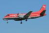 Northwest Airlink-Mesaba Airlines SAAB 340B N446XJ (msn 446) MSP (Bruce Drum). Image: 102341.
