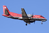 Northwest Airlink-Mesaba Airlines SAAB 340B N406XJ (msn 406) MSP (Jay Selman). Image: 400844.