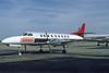 Northwest Orient Airlink Fairchild SA227AC Metro III N422MA (msn AC-635) MSP (Richard Vandervord). Image: 922499.