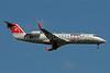 NWA Airlink (Northwest Airlink)-Mesaba Airlines Bombardier CRJ200 (CL-600-2B19) N831AY (msn 8031) MSP (Bruce Drum). Image: 101151.
