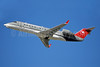Northwest Jet Airlink-Pinnacle Airlines Bombardier CRJ200 (CL-600-2B19) N8623A (msn 7623) FLL (Bruce Drum). Image: 100219.