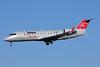 NWA Airlink-Pinnacle Airlines Bombardier CRJ440 (CL-600-2B19) N836AY (msn 8036) MSP (Bruce Drum). Image: 103252.