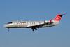 NWA Airlink-Pinnacle Airlines Bombardier CRJ200 (CL-600-2B19) N821AY (msn 8021) MSP (Bruce Drum). Image: 108249.