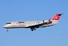NWA Airlink-Pinnacle Airlines Bombardier CRJ200 (CL-600-2B19) N8444F (msn 7444) MSP (Bruce Drum). Image: 103250.
